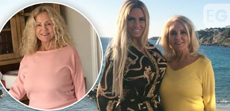 Katie Price airs frustration at not being able to visit mum