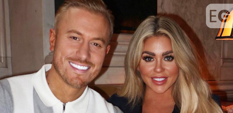 Kris Boyson hints at proposal to lover Bianca Gascoigne