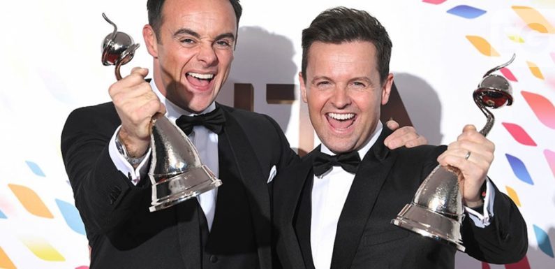 National Television Awards will still go ahead this year