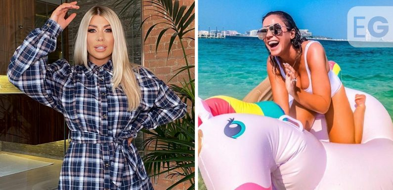 Olivia Bowen and Vicky Pattison 'earn over £1m on Instagram'