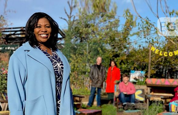 Brenda Edwards joins BBC One's Songs Of Praise