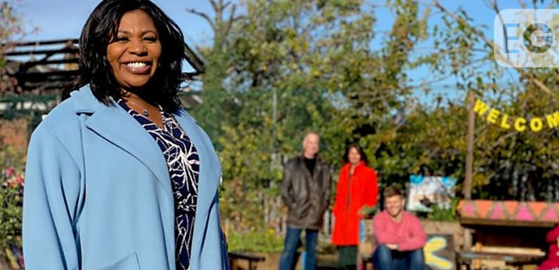 Brenda Edwards joins BBC One's Songs Of Praise