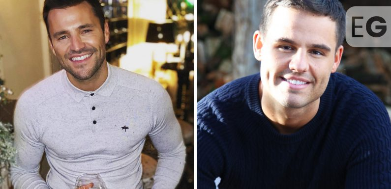 The Cabins' Will is spitting image of TOWIE's Mark Wright