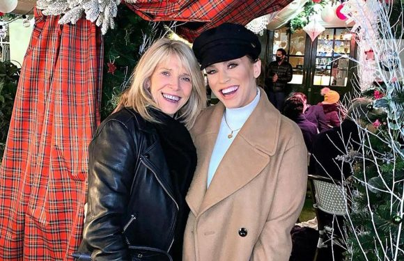 Vicky Pattison wishes 'Mamma Bear' happy birthday
