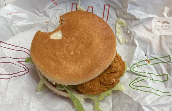 McDonald's McSpicy burger is 'positively McMild at best'