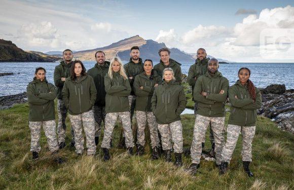 Celebrity SAS: Who Dares Wins 2021 line-up revealed
