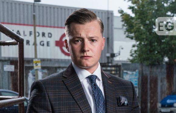 EastEnders welcomes new cast member Aaron Monroe