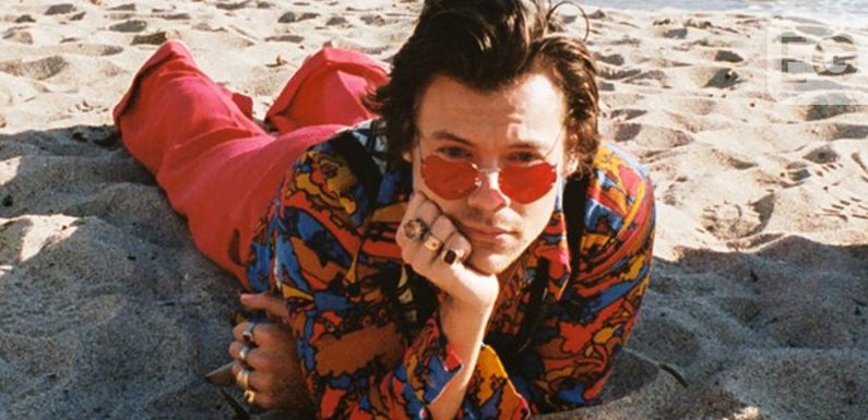 Harry Styles leads nominations at Ivor Novello Awards 2021