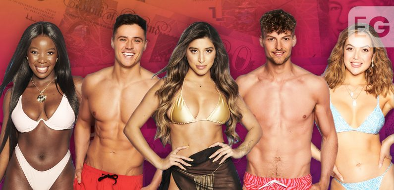 How much can 2021 Love Island stars rake in online?