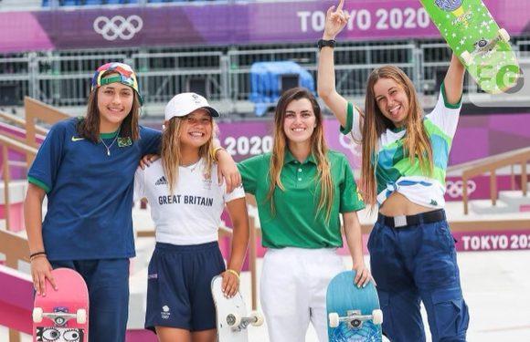 Skateboard sales soar following Sky Brown's Olympic success