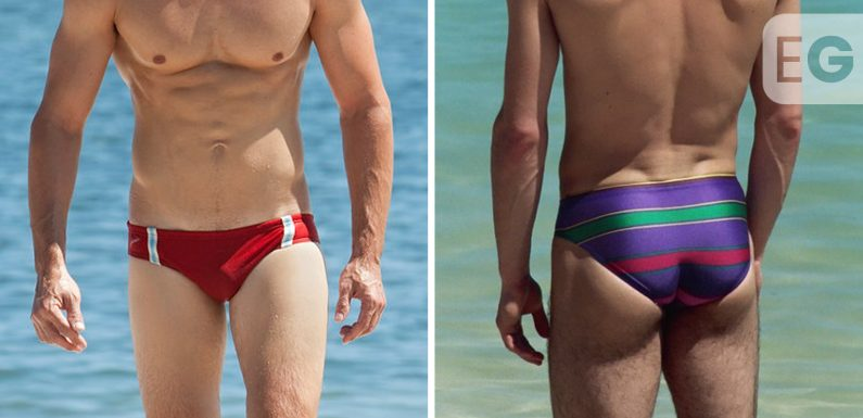 Speedos are officially back in fashion according to Gen Z