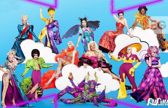 First queen sashays away on RuPaul's Drag Race UK series 3