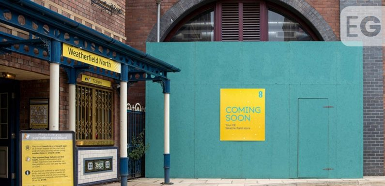 EE phone shop to open on Coronation Street cobbles