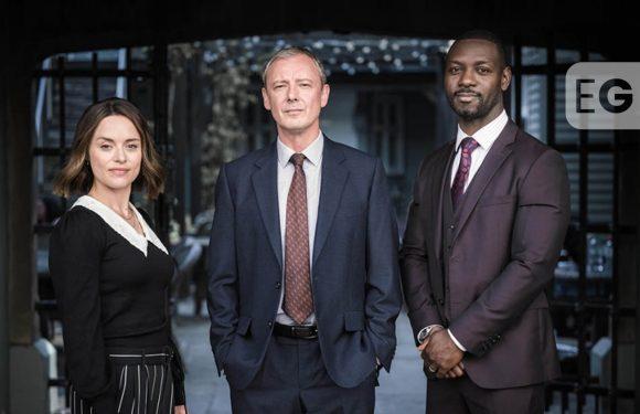 ITV detective drama Grace begins filming in Brighton