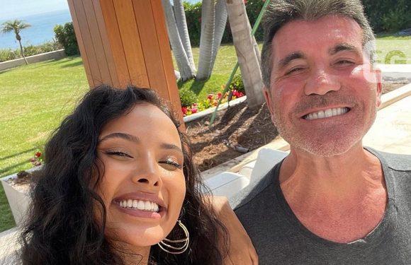 Maya Jama lands 'dream job' alongside Simon Cowell