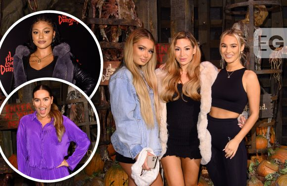 Love Island, TOWIE and MAFS stars spotted at London Dungeons